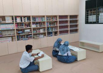 Perpustakaan yang repesentatif